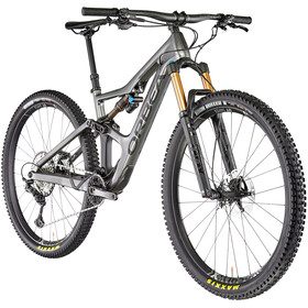 Orbea Occam M10, anthracite glitter/black